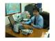 *シンガポール駐在時、オフィスにて(2006年)