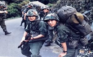 幹部候補生学校幹部基礎課程総合訓練(地獄の100キロ行軍)