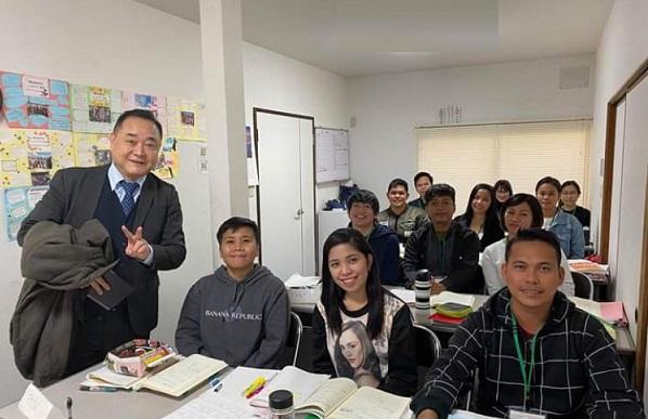 夢を繋げる <br>岩橋宏和さん(商学部15期/1983年卒、小峯ゼミ、ELIクラブ)